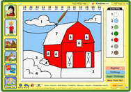 ABC mouse and art activities