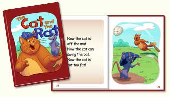 ABC mouse book: The Cat and the Rat