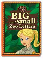 ABC mouse book: Big and Small Zoo Letters