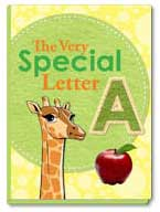 ABC mouse teaches the letter 'A'