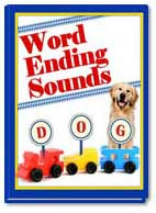 ABC mouse and Word Ending Sounds