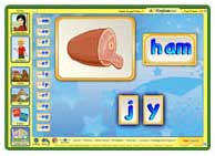 ABC mouse and word match up games for kids