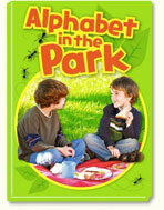 ABC mouse book: Alphabet in the Park Book