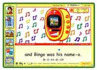 ABC mouse song: BINGO