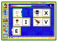 ABC mouse game: A is for Apple Matching