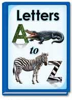 ABC mouse book: Letters A to Z