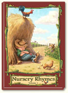 ABC mouse book: Nursery Rhymes, Vol. 1