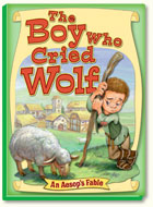 ABC mouse book: The Boy who Cried Wolf
