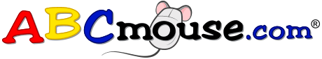 ABC mouse logo