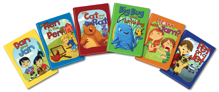 ABC mouse books: Beginning Reader Series