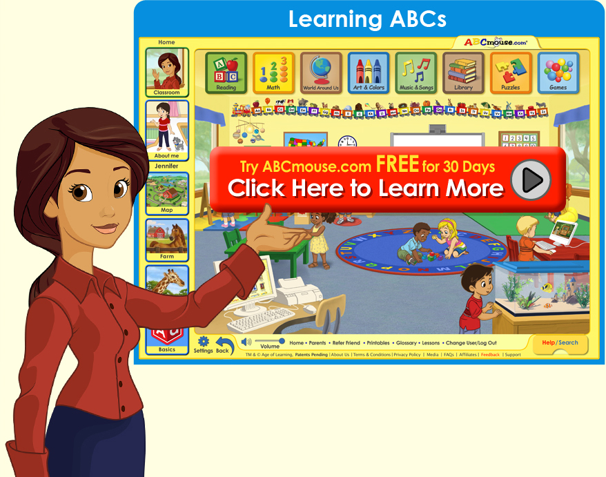 ABC mouse: click here to learn more