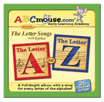 ABC mouse: The Letter Songs album
