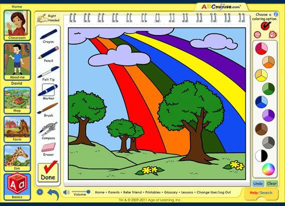 ABCmouse com: aprendizaje para niños, juegos educativos