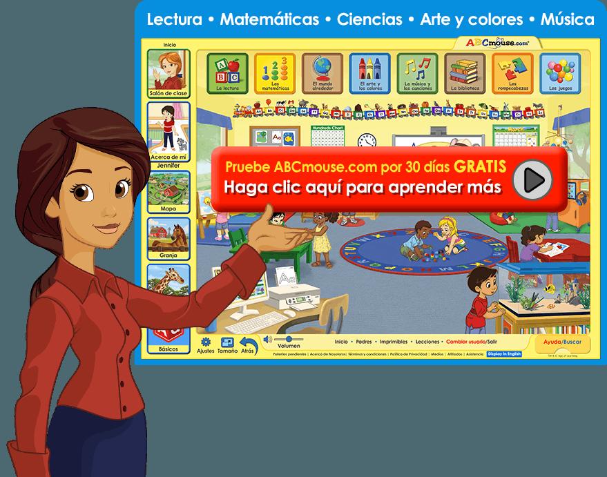 ABCmouse.com: aprendizaje para niños, juegos educativos, lectura de ...