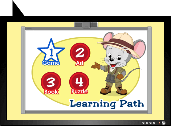 ABCmouse: Kids Learning, Phonics, Educational Games