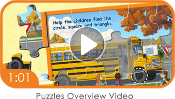 ABC mouse puzzles overview video