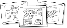 abc mouse coloring pages - photo#3
