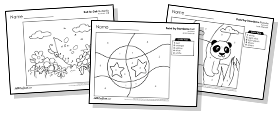 ABCmouse.com - Printables and Worksheets