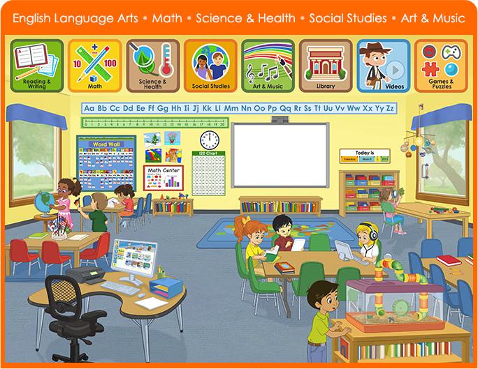 Create a Free Teacher & School Account | ABCmouse