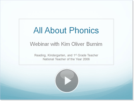 All About Phonics Webinar Abcmouse