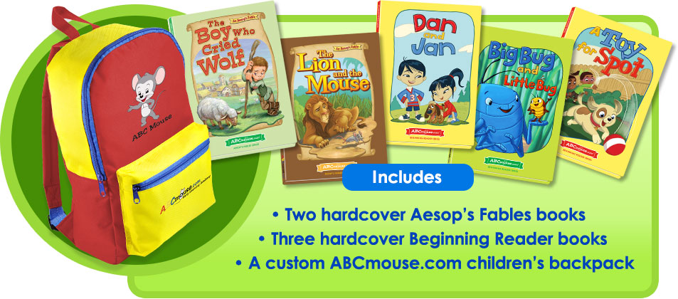 Abcmouse com phonics learning activities